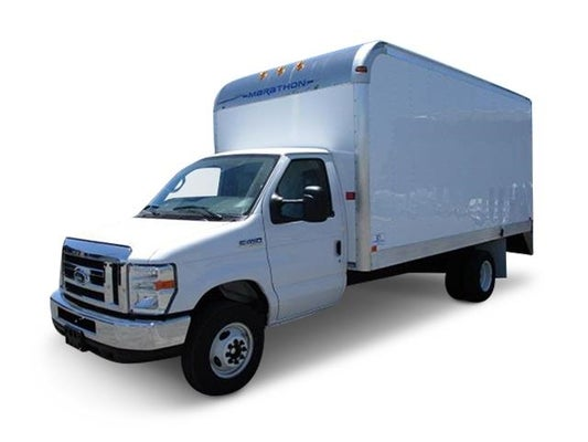 Rush Truck Center >> 2019 Ford E-Series Cutaway E-450 DRW Cutaway in North Las ...